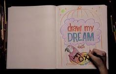 draw my dream - Ninja Parrot dream comes to life!