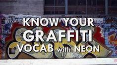Know Your Graffiti Vocab