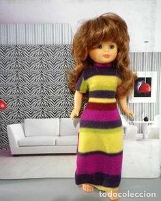 Alta de nuevo lote - - todocoleccion Short Sleeve Dresses, Dresses With Sleeves, Barbie, Fashion, Vestidos, Antigua, Girlfriends, Celebrity, Clothing