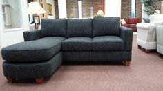 Brandon Full Size Sofa with Chaise