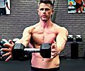 Work Your Abs and Chest With a Single Dumbbell