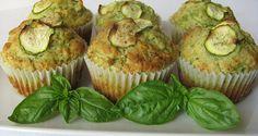 #Ricette per bambini: i muffin salati alle zucchine