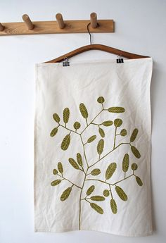 lovely linen towel