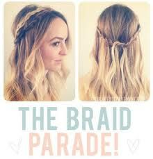 boho hairstyles - Google Search