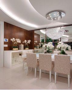Sala de jantar belíssima por Iara Kilaris. Amei Me encontre também no @pontodecor {HI} Snap:  hi.homeidea  http://ift.tt/23aANCi #bloghomeidea #olioliteam #arquitetura #ambiente #archdecor #archdesign #hi #cozinha #homestyle #home #homedecor #pontodecor #homedesign #photooftheday #love #interiordesign #interiores  #picoftheday #decoration #world  #lovedecor #architecture #saladejantar #archlovers #inspiration #project #regram #canalolioli