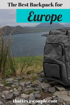 The Best Travel Backpack for Europe...and Beyond - That Texas Couple Osprey Farpoint, Best Travel Backpack, Like A Local, Cool Backpacks, Packing Light, Packing Tips, European Travel, Where To Go, Beautiful Landscapes