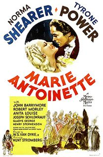 The Maiden's Court: Movie Review: Marie Antoinette (1938)