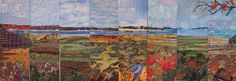 Coastal Quilt Artists A View from the Glades, 2004
