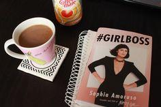How caffeine and #GIRLBOSS has got me inspired. @coffeemateusa #CMInspires #CGC