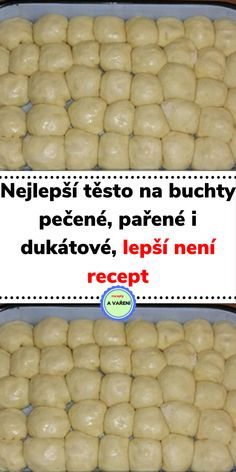 Slovak Recipes, Czech Recipes, How Sweet Eats, Summer Recipes, Ham, Recipies, Deserts, Food And Drink, Cooking Recipes