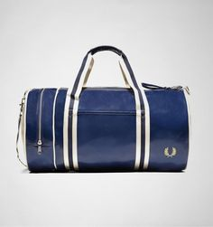 Bags And Backpacks · Fred Perry Classic Barrel Bag  £60. Mens Fred Perry,  Mens Gym Bag fee6d3c0c9
