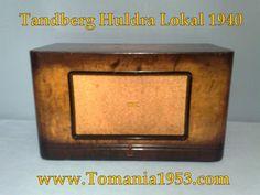 Tandberg Huldra Lokal 1940