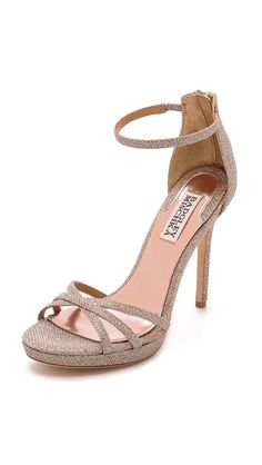 Badgley Mischka Signify Sandals