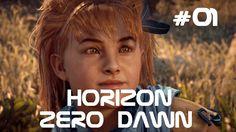 Let's Play Horizon Zero Dawn #01 - Eine außergewöhnliche Entdeckung [Deu...