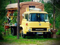 Bedford Truck | Minicasas Portugal