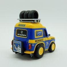 レースサポートカー(ミシュラン仕様) の画像|チョロQ学園 改造コンテスト