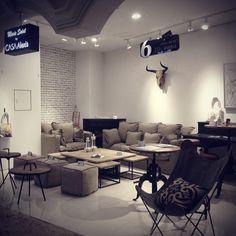 Mont Sine Design Studio. #curtain #fabric #interior #living #deco #home