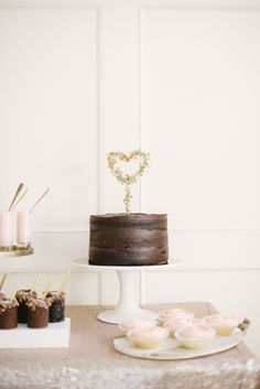 View entire slideshow: 26 Treats That Will Put You in a Chocolate Coma on http://www.stylemepretty.com/collection/4327/
