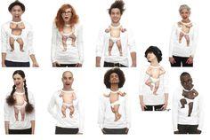 Evian promotional T-Shirt