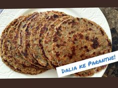 Dalia is a complex carbohydrate with high fibre content and packed with nutrition making it ideal for Diabetics, Weight-watchers or just plain Health-conscious! Try these delicious Dalia Roti/Paranthas, an easy way to incorporate Dalia into your family's everyday diet! Inspired by Sharmistha Guha Method: Soak 1/2 cup sabut moong daal for 2 hours. Pressure cook... Read More »