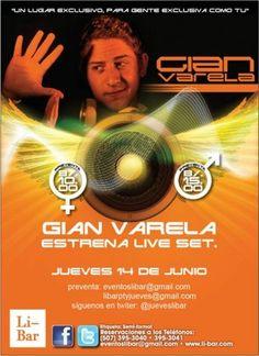 Gian Varela en LiBar en Que hacer hoy Panama Bar, Hope You, Panama, Movie Posters, Film Poster, Panama Hat, Bucket Hat, Film Posters