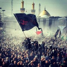 Shock As It& Revealed Iran Now Has Over Trained Shiite Soldiers On Ground In Iraq Karbala Iraq, Hussain Karbala, Islamic Page, Islamic Girl, Karbala Pictures, Muharram Wallpaper, Day Of Ashura, Hazrat Imam Hussain, Mola Ali