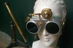 Steampunk brýle DB
