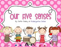 Kindergarten Smiles: Five Senses