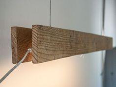 Risultati immagini per luci da specchio legno riciclato