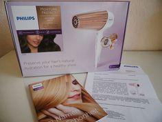 Frinis Test-Stübchen: PHILIPS *MOISTURE Protect* Hairdryer Haar-Trockner...