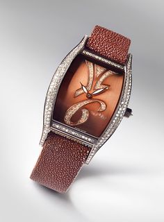 What s new at Macy s Herald Square  LE VIAN chocolate diamonds watch BUY  NOW! Diferentes 2372fe7cdf4d