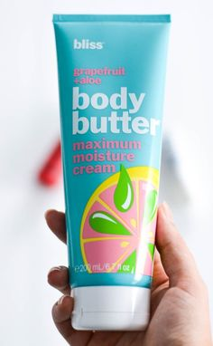Bliss Body Butter Review