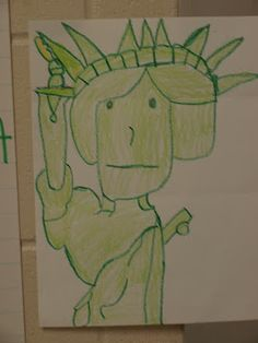 Ideas for an America unit (+ landmarks?).