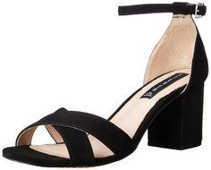 STEVEN by Steve Madden Women's Voomme Dress Sandal > Additional info  : Block heel sandals