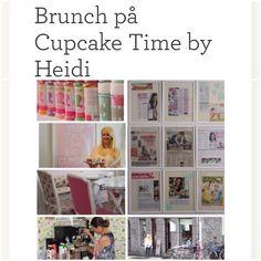 Blir så glad när bloggare skriver om oss ☺️ Tack för besöket @pasmallen.nu  #blogg #blogga #bloggare #brunch #cupcake #fika #linné #göteborg