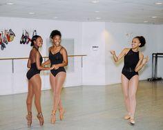 Hiplet: An Implausible Hybrid Plants Itself on Pointe - The New York Times Black Dancers, Ballet Dancers, Black Photography, Ballet Photography, Black Love, Beautiful Black Women, Black Art, Black Girl Magic, Black Girls