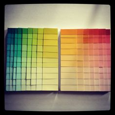 Paint Sample Calendar  Paint Sample Calendar    Paint