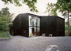 Residência | Suécia | Arquitetura In Praise of Shadows