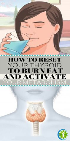 How to Reset Your Thyroid to Burn Fat and Activate Your Metabolism burn fat walking Thyroid Diet, Thyroid Issues, Thyroid Disease, Thyroid Problems, Thyroid Health, Thyroid Gland, Underactive Thyroid, Fat Burning Drinks