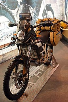 CCM GP450 Adventure Coming Stateside - Motorcycle News - Motorcycle Sport Forum