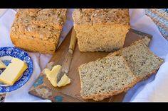 Rosemary's 'no knead' bread - Recipes - Eat Well with Bite Wholemeal Bread Recipe, Knead Bread Recipe, No Knead Bread, Bread Tin, Baking Secrets, Taste Made, Vegan Bread, Chocolate Brownies, How To Make Bread