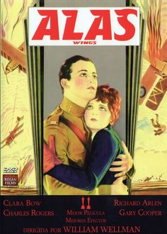 Alas [Vídeo-DVD] = Wings / directed by William A. Wellman