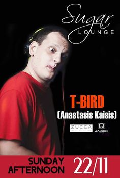 Sugar Lounge - T-Bird 22-11-2015 | Verialife
