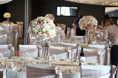 Wedding Centerpiece Hire - Wedding Decorations By Naz