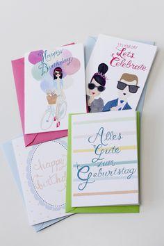 Greeting Cards #nellycastro #greetingcards #madeinhamburg