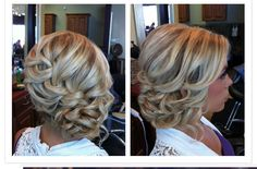 Allison's Prom Hair Idea