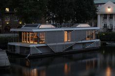 De mooiste woonboot ooit? - Freshgadgets.nl