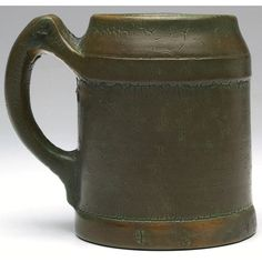 Zark Pottery - Mug. Circa x