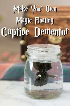 This post contains affiliate links. We love our Harry Potter projects around here, so I'm always on the lookout for ideas to bring more of the wizarding world into our Muggle one. This magical floating potter Crafts Make your own Captured Dementor Harry Potter Dementors, Décoration Harry Potter, Classe Harry Potter, Harry Potter Thema, Harry Potter Birthday, Voldemort, Harry Potter Activities, Harry Potter Crafts Diy, Expecto Patronum Harry Potter
