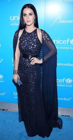 Katy Perry at UNICEF Snowflake Ball